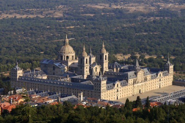 Ruta a pies Hispania Magica, Madrid - ESCORIAL 3